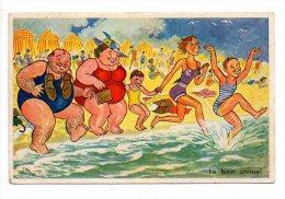 Le Bain Annuel - Humor