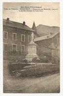 04 Meyronnes. Monument Aux Morts Au Pied Des Rochers De Saint Ours (6712) - Non Classés