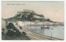 Jersey           Mont Orgueil Castle - Jersey