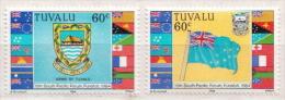 Tuvalu MNH Set - Tuvalu