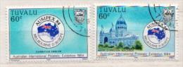 Tuvalu CTO Set - Tuvalu