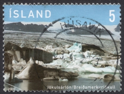 Iceland, 5 K. 2007, Mi # 1163, Used - 1944-... Repubblica