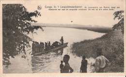 Congo - Leopoldmeerdistrict - En Mission - Kinshasa - Léopoldville