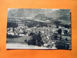 CPA  BEDOUS  - 64 - -vue Générale - Pyrénées Atlantiques - - France