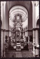 Mons - Intérieur De L'Eglise St. Nicolas En Havré - Mons
