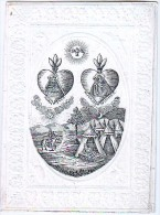 Heilige Bilder HOLLY CARD SANTINI ,RELIGION,MARIA ZELL  M.SCHATZ KAMMEA - Andachtsbilder