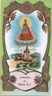 Heilige Bilder HOLLY CARD SANTINI ,RELIGION,MARIA ZELL ,GEBET, 1905 - Andachtsbilder