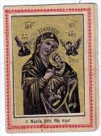 Heilige Bilder HOLLY CARD SANTINI ,RELIGION, MARIA GEBET - Andachtsbilder