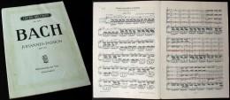 """La """"PASSION Selon Saint JEAN (BWV245)"""" De J.S. BACH - Choral"""