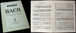 "La ""PASSION Selon Saint JEAN (BWV245)"" De J.S. BACH - Corales"