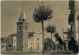 CASALVECCHIO Di PUGLIA (Lucera - Foggia) - Ufficio Postale In Piazza ANIMATA - Foggia