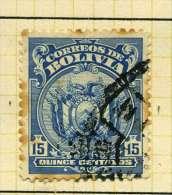 Bolivie 1925 ° Y&T 131 - Bolivie