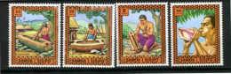 SAMOA - 1975 - INSTRUMENTS DE  MUSIQUE - Musique