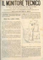 1899 Laguna Di VENEZIA - OFFICINA Galatti TRIESTE - AOSTA Scoperte Romane COMBA - Historical Documents