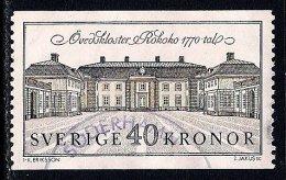Sweden ~ 1990 ~ Oved Castle ~ SG 1531 ~ Used - Schweden
