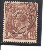 Australia. Nº Yvert  22 (usado) (o) - Used Stamps