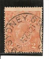 Australia. Nº Yvert  25 (usado) (o) - 1913-36 George V: Heads