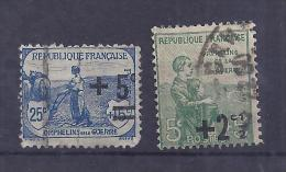 France YT° 162-169 - France