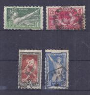 France YT° 183-186 - France