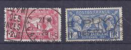 France YT° 244-245 - France