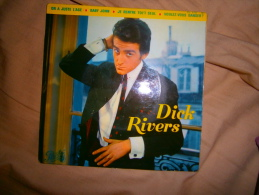 45 T DICK RIVERS - Rock