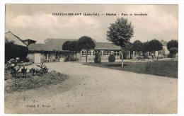 CHATEAUBRIANT  - Hôpital - Parc Et Buanderie - Châteaubriant