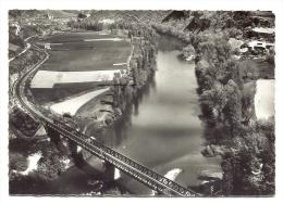 AVEYRON-En Avion Au Dessus De SAINT GEORGES DE LUZENCON Pont Sur Le Tarn-MB - Autres Communes
