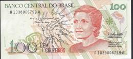 BRESIL - 100 Cruzados - UNC - Brazil