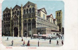 [DC7355] FERRARA - LA CATTEDRALE - Old Postcard - Ferrara