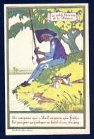 *** SALZEDO Maggie - Le Petit Poisson Et Le Pêcheur - Très Belle - Andere Zeichner