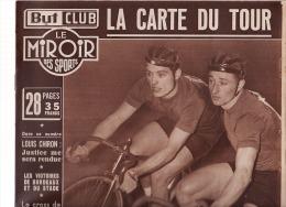 LE MIROIR DES SPORTS - BUT CLUB 1ER FEVRIER 1954 N° 444 - Sport