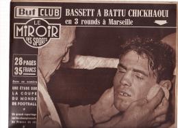 LE MIROIR DES SPORTS - BUT CLUB 8 FEVRIER 1954 N° 445 - Sport