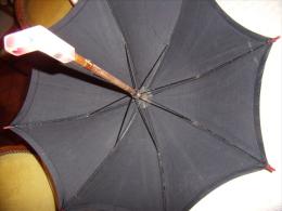 Ombrelle De Poupée Ancienne - Ombrelles, Parapluies