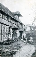N°35922  -cpa Ferme Normande - Fermes