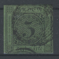 Baden Michel No. 6 gestempelt used
