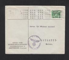 Brief 1941 Amsterdam Lausanne - 1891-1948 (Wilhelmine)