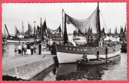 CPSM 29 LESCONIL Le Port N° 496    Canton De GUILVINEC  * Format CPA - Lesconil