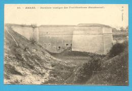 *62 : Arras , Derniers Vestiges Des Fortifications Baudimont  .... - Arras