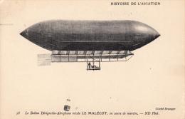 Le Dirigeable Macelot - Montgolfières
