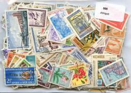 500 Timbres Thème Afrique - Postzegels