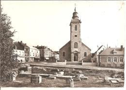BAVAY - L'église Et Les Vestiges Gallo-romains - Bavay