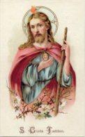 Santino NUOVO - SAN GIUDA TADDEO - Ristampa Tipografica Da Santino Antico - PERFETTO F94 - Religione & Esoterismo