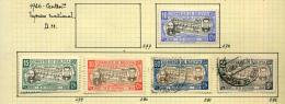 Bolivie 1946 ° (*) * - Bolivie