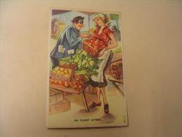 UN CLIENT MYOPE...SIGNE OSITO - Autres Illustrateurs