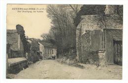 AUVERS SUR OISE - VAL D´OISE - RUE DAUBIGNY - LES VALLEES - Auvers Sur Oise