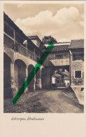 Schongau, Stadtmauer, Um 1925 - Weilheim
