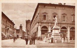 [DC7358] FERRARA - PIAZZA COMMERCIO - PALAZZO COMUNALE - Old Postcard - Ferrara