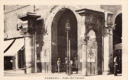 [DC7362] FERRARA - VOLTO DEL CAVALLO - Old Postcard - Ferrara