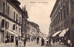 [DC7364] FERRARA - CORSO GIOVECCA - Viaggiata - Old Postcard - Ferrara