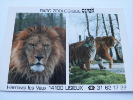 ZOO CERZA. Hermival Les Vaux. Lisieux. - Lisieux
